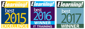 Award winning online software training